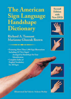 The American Sign Language Handshape Dictionary by Marianne Gluszak Brown