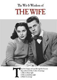 The Wit and Wisdom of the Wife by Emotional Rescue image
