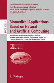 Biomedical Applications Based on Natural and Artificial Computing image