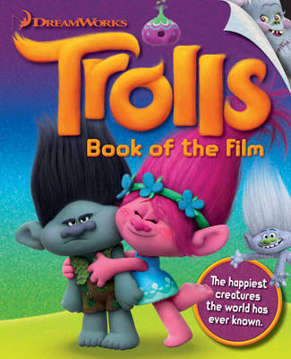 Trolls Book of the Film