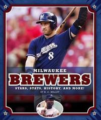 Milwaukee Brewers by K C Kelley