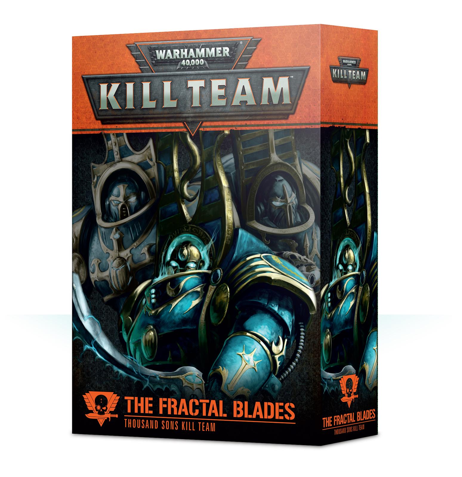Warhammer 40,000: Kill Team - Fractal Blades image