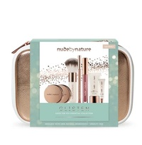 Nude by Nature: Glisten Good For You Essential Collection - Medium