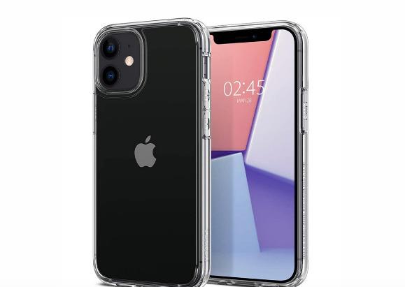 "Spigen Ultra Hybrid iPhone 12/12 Pro Case (6.1"") - Clear"
