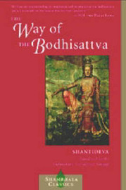 The Way of the Boddhisattva: A Translation of the Bodhicharyavatara by Shantideva image