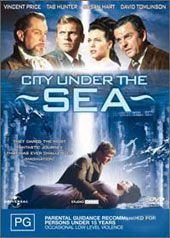 City Under The Sea on DVD