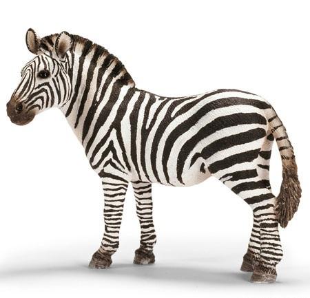 Schleich: Female Zebra image