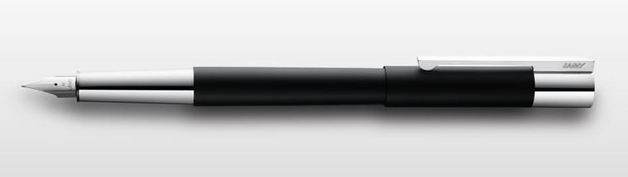 Lamy scala Fountain Pen - Black (Medium)