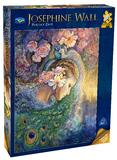 Holdson: 1000pce Puzzles - Josephine Wall Peacock Daze