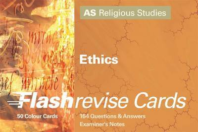 AS Religious Studies: Ethics by Gordon Reid image