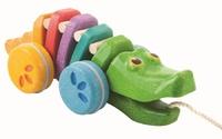 PlanToys - Rainbow Alligator