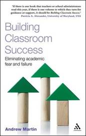 Building Classroom Success by Andrew Martin image