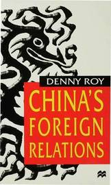 China's Foreign Relations by Denny Roy image