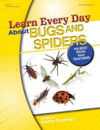 Learn Every Day About Bugs and Spiders image