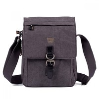 Troop London Classic Shoulder Bag - Black