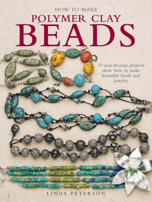 How to Make Polymer Clay Beads by Linda Peterson image