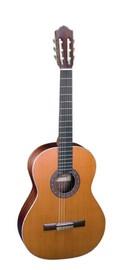 Almansa 402 Cedar Solid Top Classic, Mahogany B/S