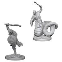 D&D Nolzur's Marvelous: Unpainted Miniatures - Yuan-Ti Malisons