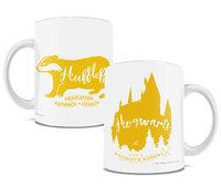 Harry Potter (Hufflepuff Minimalist) Mug