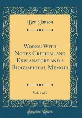 Works by Ben Jonson image