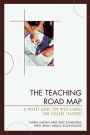 The Teaching Road Map by Nora Haenn