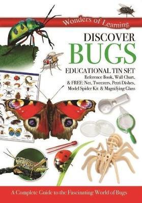 Wonders of Learning: Discover Bugs - Tin Set