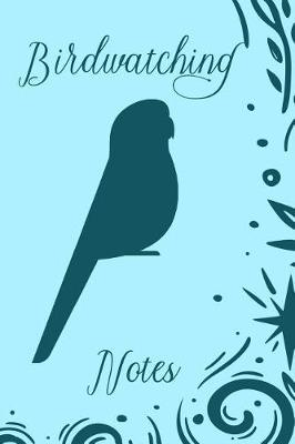Birdwatching Notes by Josiane Hughes