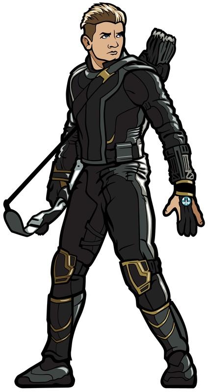 Avengers: Endgame - Hawkeye (#187) - Collectors FiGPiN