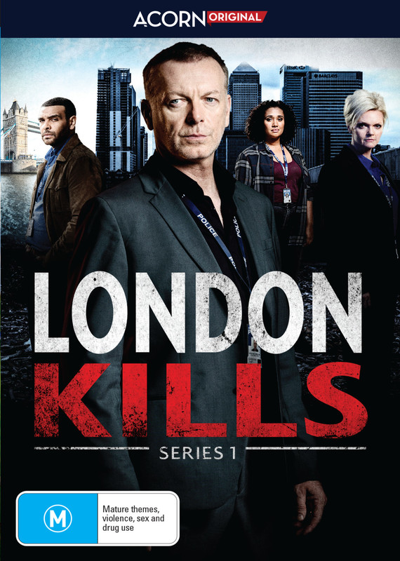 London Kills - Series 1 on DVD