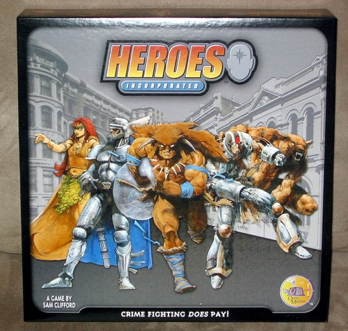 Heroes Incorporated image