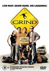 Grind on DVD