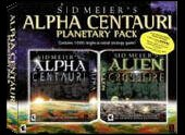 Alpha Centauri: Planetary Pack for PC