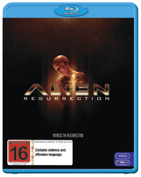Alien Resurrection on Blu-ray image
