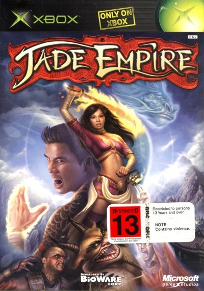 Jade Empire for Xbox