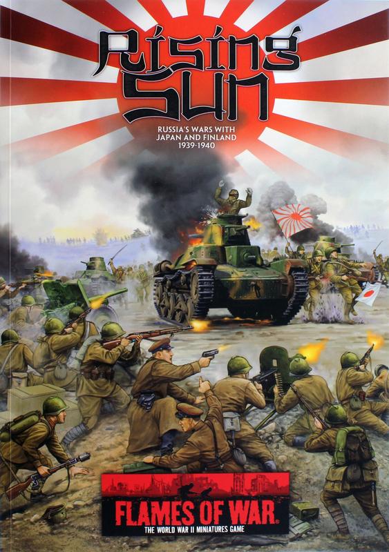 Flames of War: Rising Sun