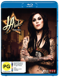 LA Ink - The Complete Ninth Season on Blu-ray