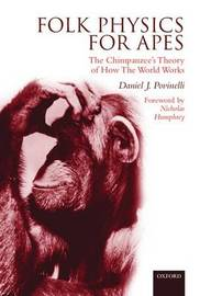Folk Physics for Apes by Daniel J Povinelli image