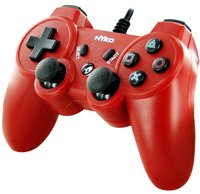 Nyko PlayStation 3 Controller (Red) for PS3