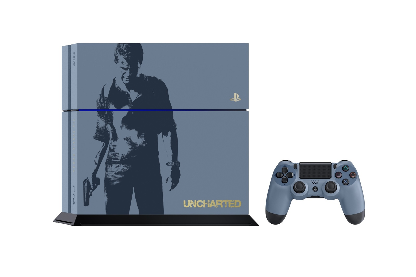 Ps4 Uncharted 4 Limited Edition Console Bundle