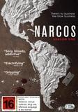 Narcos Season One DVD