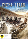 Ben Hur on DVD