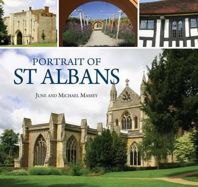Portrait of St Albans by June Massey