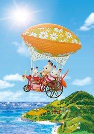 Sylvanian Families: Sky Ride Adventure Set