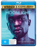 Moonlight on Blu-ray