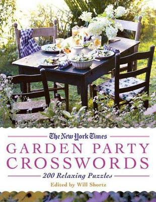 The New York Times Garden Party Crossword Puzzles image