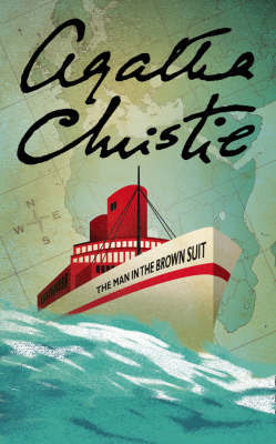 The Man in the Brown Suit by Agatha Christie image
