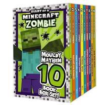 Diary of a Minecraft Zombie: Mouldy Mayhem 10 Book Box Set! by Zombie, Zack image