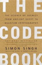 Code Book by Simon Singh