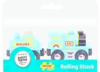 Bigjigs: Blue ABC Engine