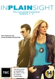 In Plain Sight - The Complete Collection (Seasons 1-5) on DVD
